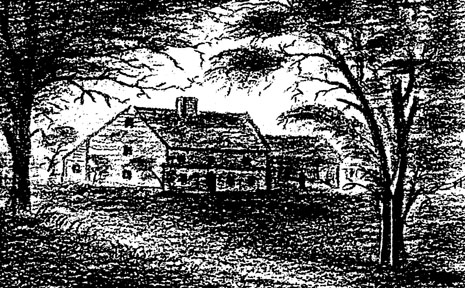 Richard Montague's Dwelling.JPG (96511 bytes)